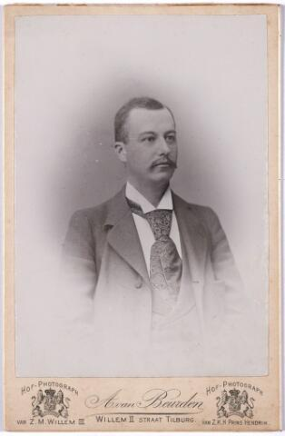 004572 - Johan Marie Caspar (Jan) HOUBEN, suikerfabrikant, (Tilburg 1868 - Breda 1936).