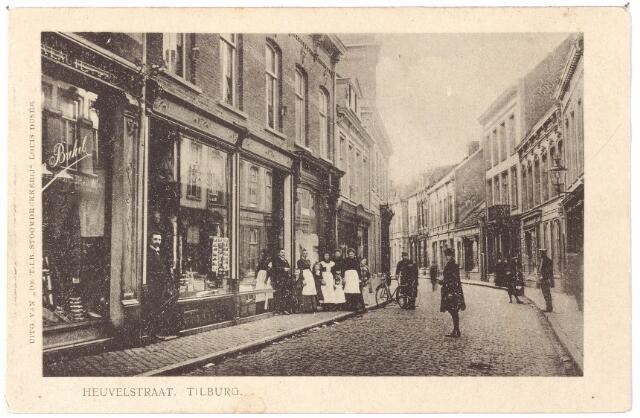 001067 - Heuvelstraat tussen Heuvel en Willem II-straat