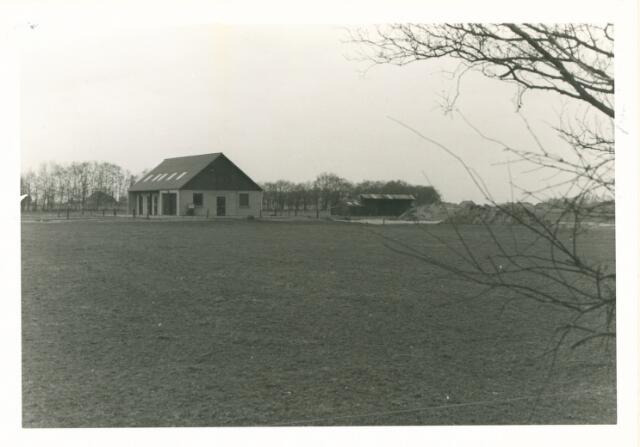 650863 - Gebied waar de latere woonwijk 'De Reeshof' is gebouwd.