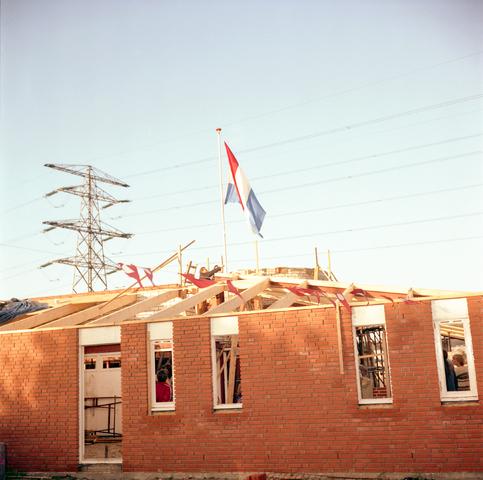 D-001560-2 - Bouw woningen de Meenthe (Tilburgse Bouwvereniging)