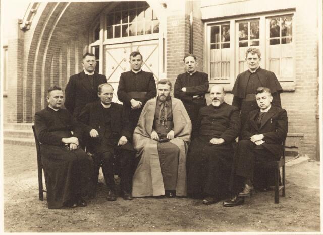 052120 - Onderwijs. St. Josephstudiehuis van de St. Josephcongregatie van Mill Hill.