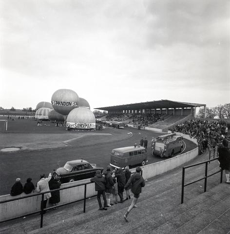D-00696 - Luchtballonnen o.a. Spandon, Sandeman, AaBe