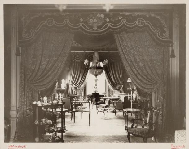 065411 - Interieur. Salon villa Mathilda