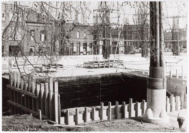 032595 - Bouwput hoogbouw aan het Stadhuisplein
