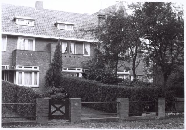 016179 - Pand Bredaseweg 355 (rechts) eind 1963