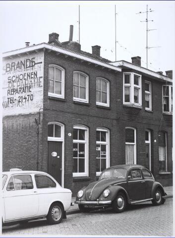 024402 - Drukkerij W. van de Kwartel aan de Korte Nieuwstraat eind 1969