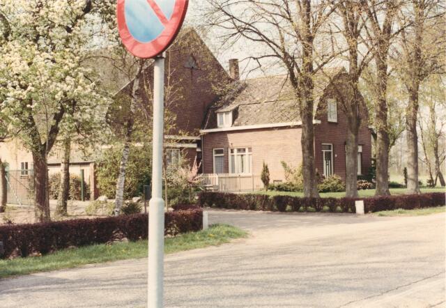 650850 - Gebied waar de latere woonwijk 'De Reeshof' is gebouwd.