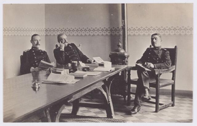053589 - Mobilisatie. Eerste Wereldoorlog 1914 - 1918;