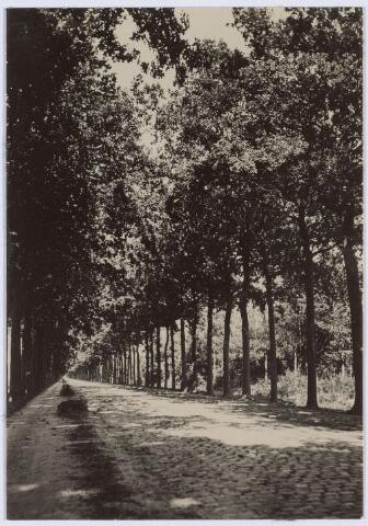016435 - Bredaseweg eind negentiende, begin twintigste eeuw