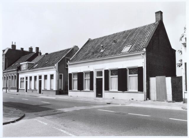 019514 - Panden in de Goirkestraat ter hoogte van het Smidspad (links onderaan)