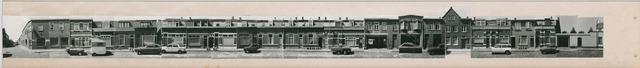1625_0144 - Fotostrook; straatwand; panden aan de linten en hoofdverbindingswegen in het centrum van de stad; Klaverstraat 1-85; foto's werden tussen 1976 en 1985 gemaakt. (foto gemaakt in periode 1976-1985)