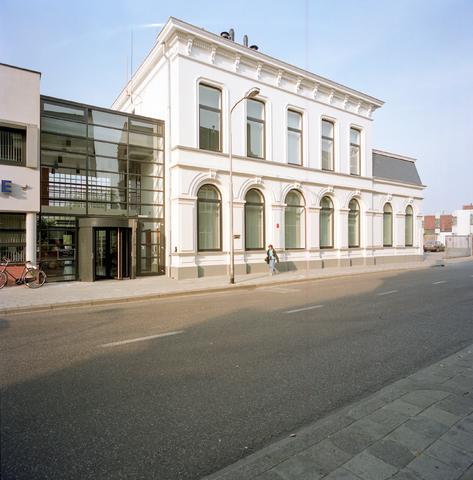 D-00733 - Nieuw politiebureau aan het Wilhelminapark (architect - Smeulders)