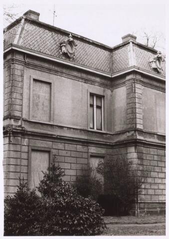 023893 - Achterzijde van de villa Koningshoeven 20 begin 1976