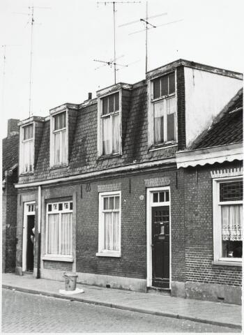 032927 - Voorgevels van de panden aan de Stevenzandsestraat 164 en 166