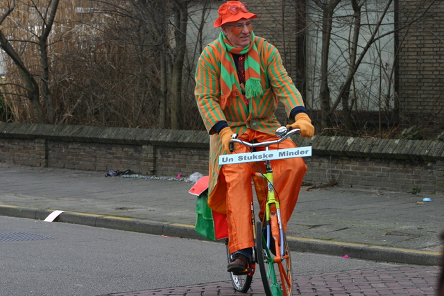 657246 - Carnaval. Optocht. D'n opstoet in Tilburg.