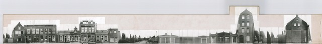 1625_0203 - Fotostrook; straatwand; panden aan de linten en hoofdverbindingswegen in het centrum van de stad; Langestraat verder; foto's werden tussen 1976 en 1985 gemaakt. (foto gemaakt in periode 1976-1985)