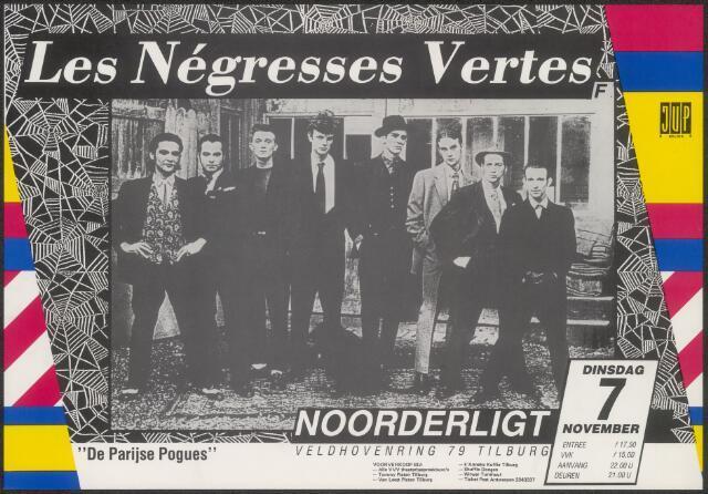 650251 - Noorderligt. Les Negresses Vertes