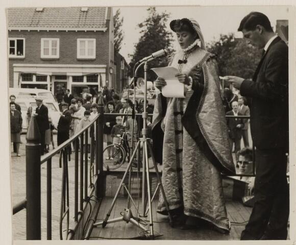084981 - Openingsspel Benelux-feesten. Amalia van Solms (1602-1675).