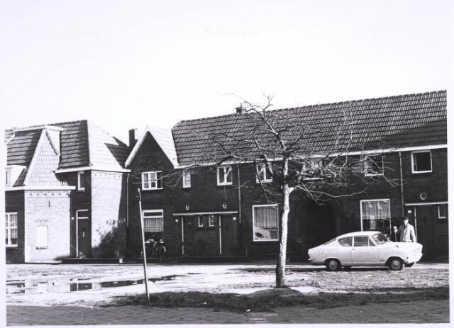 022747 - Horversplein, voorheen Schaepmanplein eind 1970