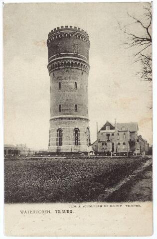 000180 - Watertoren,  Bredaseweg.