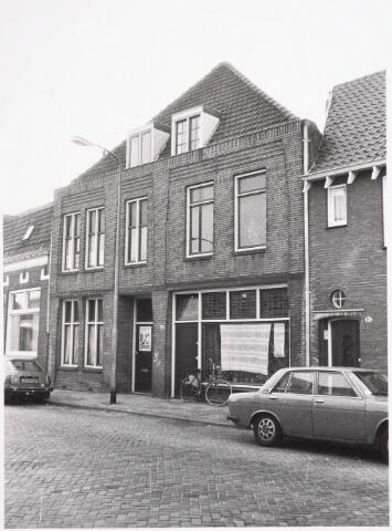 033738 - Voorgevels van de panden Valentijnstraat 47 en 49