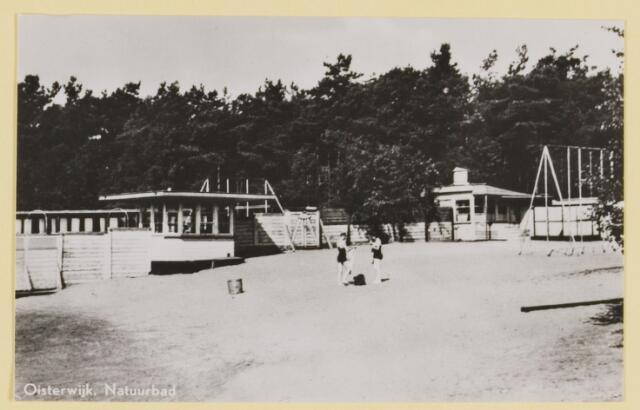 074854 - Staalbergven, gebruikt als zwembad in bbeheer bij de stichting voor recreatie sport en lichamelijke opvoeding. gepacht van natuurmonumenten.