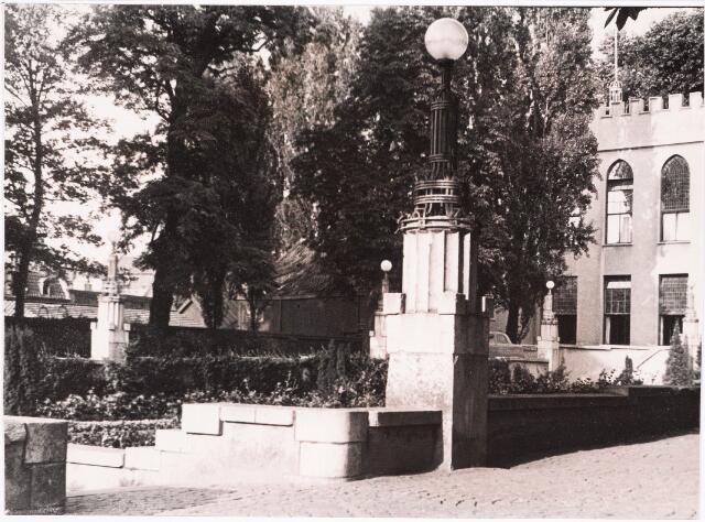 032202 - Paleis-Raadhuis aan het Stadhuisplein