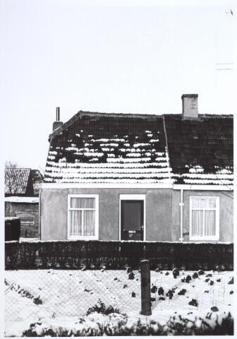 026663 - Pand Lijnsestraat 8, thans Mozartlaan eind 1964. Moest wijken in het kader van het uitbreidingsplan voor Tilburg-Noord