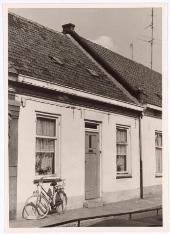 017163 - Pand Capucijnenstraat 167 anno 1966