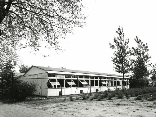 082969 - Sociale werkplaats St. Martha-atelier aan het Stuijvesantplein, voorloper van de Vossenberg..