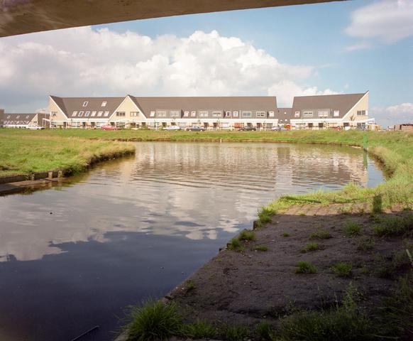 D-000657-3 - Bouwproject woningen aan het Maarhezepark in de Reeshof door Remmers-van Tartwijk 1997-1999