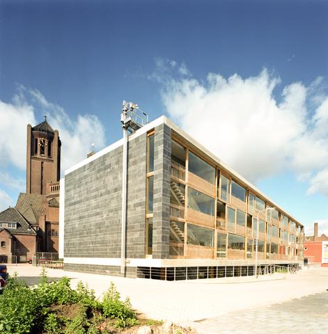 D-000638-2 - Woningbouw aan de Geefhuishof door Remmers-van Tartwijk 1997-1999