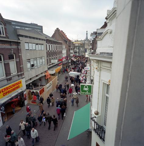 D-00616 - Tilburg - Stadsgezichten - Heuvelstraat (in opdracht van PLM)