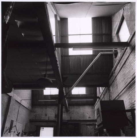 023208 - Duvelhok. Werkcentrum voor beeldende expressie. Interieur vóór de restauratie