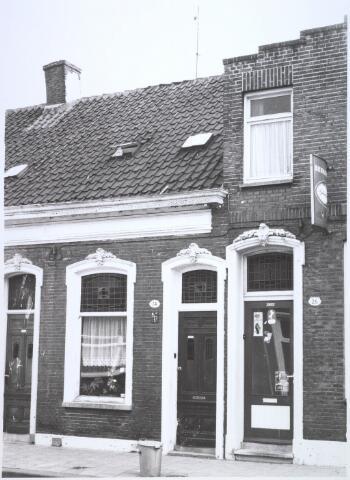 024409 - Pand Korte Nieuwstraat 24 in maart 1965