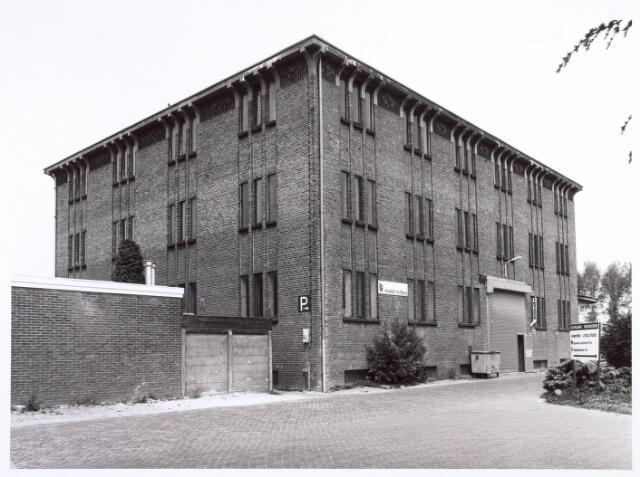 016652 - Gebouw van Texadon op bedrijvenpark Broekhoven. Het behoorde eerder tot twernerij - ververij Broekhoven