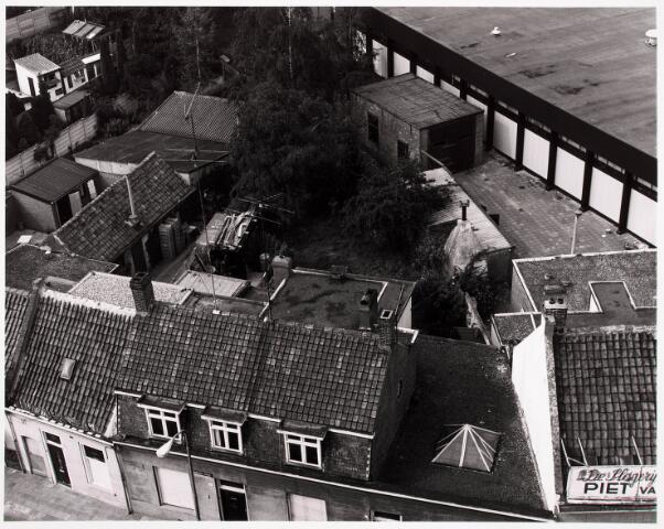 036487 - Panorama van Tilburg vanaf de kerktoren van de Korvelse kerk