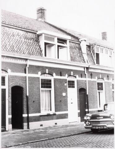 033442 - Voorgevel van het pand Tongerlose Hoefstraat 19