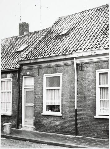 032922 - Voorgevel van het pand aan de Stevenzandsestraat 154