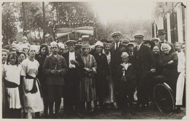 058759 - Regeringsjubileum.Koningin Wilhelmina.