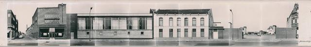 1625_0078 - Fotostrook; straatwand; panden aan de linten en hoofdverbindingswegen in het centrum van de stad; v/h a&n mutsaerts - swagemakers caesar; foto's werden tussen 1976 en 1985 gemaakt. (foto gemaakt in periode 1976-1985)