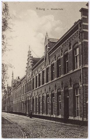 001747 - Oude Dijk, kloostercomplex uit de 19e eeuw van de congregatie van de Zusters van Liefde van O.L.V. Moeder van Barmhartigheid. Als architecten worden genoemd: Van Aalst uit 's-Hertogenbosch en uit Tilburg Goyaerts, Van den Biggelaar, F. de Beer en J. Donders.