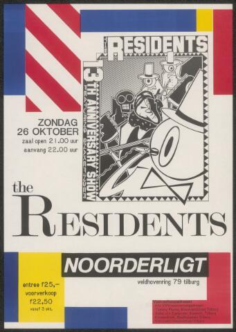 650221 - Noorderligt. The Residents