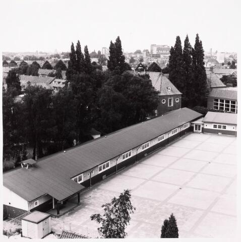 036752 - Panorama van Tilburg vanaf het verpleegtehuis St. Jozefzorg aan de Wethouderslaan