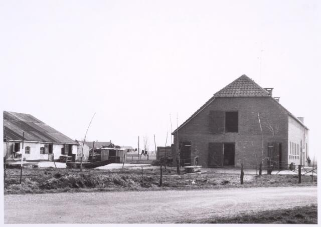 014517 - Boerenschuur in de Stokhasseltstraat (Bellinistraat) anno 1963