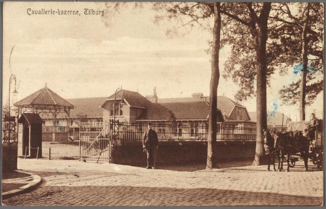 010252 - Kromhoutkazerne aan de Bredaseweg, de ingang aan de Bredaseweg