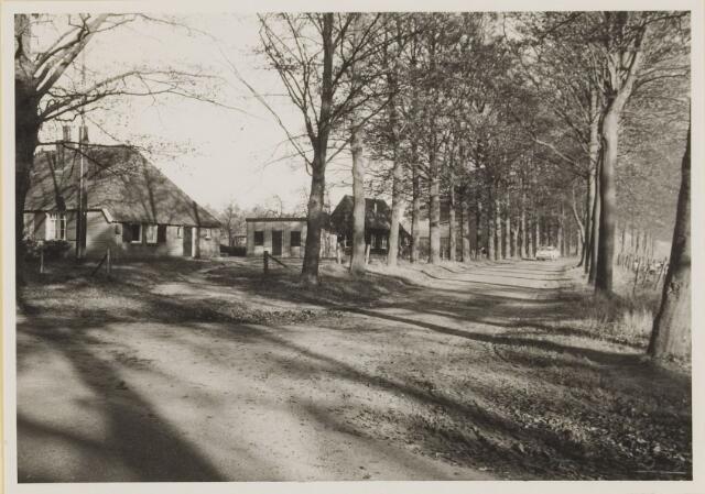 074762 - Driesprong Rosepdreef / Scheibaan en de zandweg van boscafé 'Venkraai' naar de Zandstraat (Moergestel)