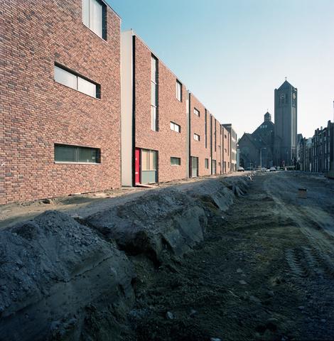 D-00632 - BNA - Huizen aan de Voltstraat