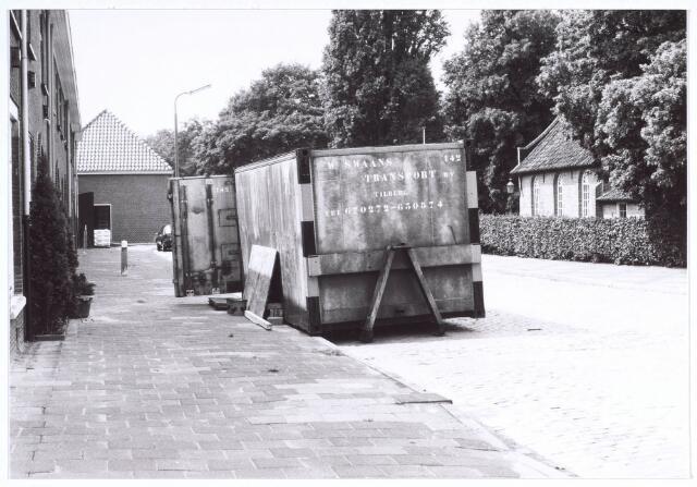020190 - Hasseltplein met rechts de Hasseltse kapel