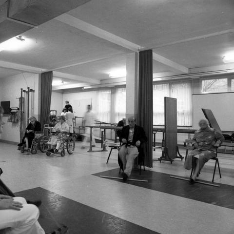 655795 - Elizabeth Ziekenhuis locatie Jan van Beverwijckstraat Tilburg in 1981.